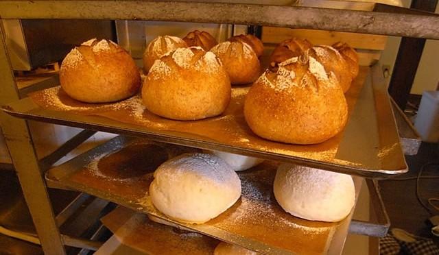 ハッピーデリのパン